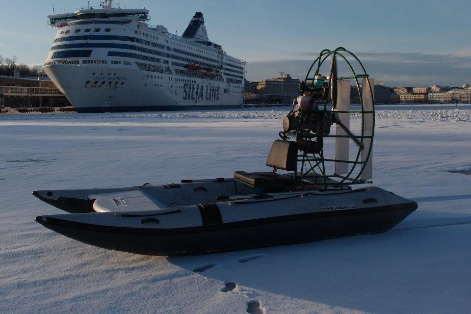 Homemade Airboat Motor Impremedia Net