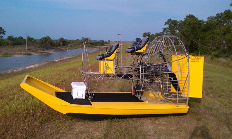 Kline's Custom Airboats
