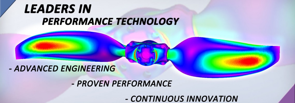 Leaders in Performance Technology