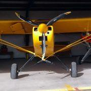 BIG RW75 - Zlin Savage - Rotax 100